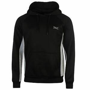 Distingué Sweat à Capuche Homme Everlast (du S Au Xl) Neuf