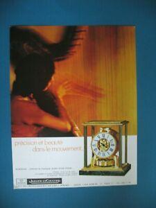 PUBLICITE-DE-PRESSE-JAEGER-LECOULTRE-PENDULE-BEAUTE-DANS-LE-MOUVEMENT-HARPE-1967