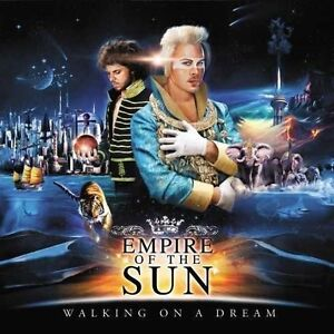 Empire-of-the-Sun-Walking-on-a-Dream-New-Vinyl-LP-Clear-Vinyl