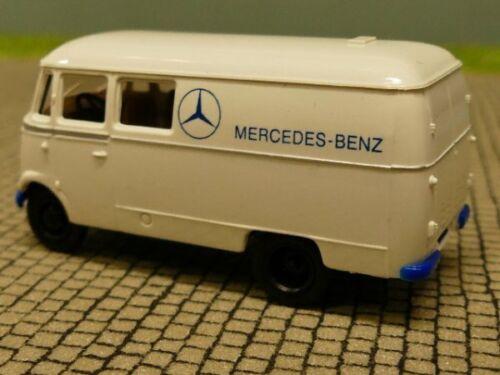 1//87 Brekina MB 319 mercedes benz blanco