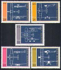 San Marino 1973 Aviation/Transport/Planes/Aircraft/Flight 5v set (n32538)