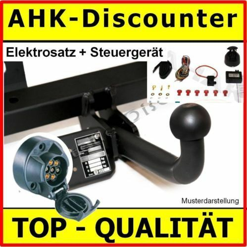 RX350 RX400 03-09 AHK komplett E-Satz Anhängerkupplung ES7 Lexus MCU RX300