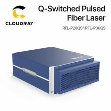Raycus Fiber Laser Q Switched Pulsed 20w 30w 1064nm For Marking Machine