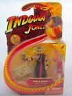 Indiana Jones Temple Of Doom MOLA RAM Toy Action Figure MOC Sealed Hasbro 2008