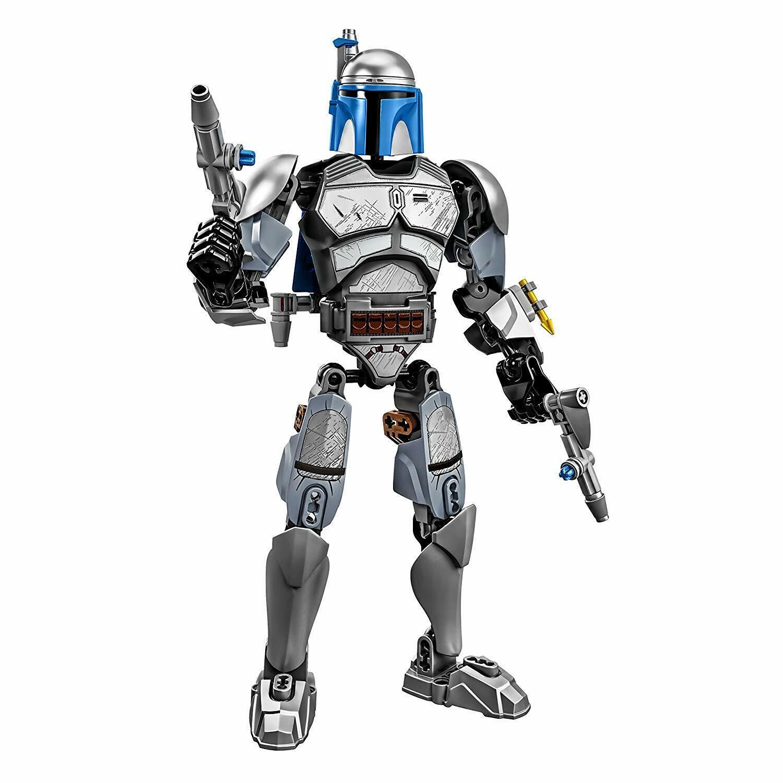 LEGO LEGO LEGO Star Wars 75107 Jango Fett Buildable Figure (75107) - Damaged Box b79b1a