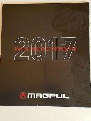 NIB Magpul Black Polymer Rail Sections L2 5 Slots
