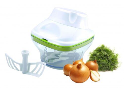 Zerkleinerer /& Auffangbehälter Zerhacker Mehrzweckhobel Multihobel Gemüsehacker