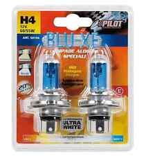 Lampada Alogena Blu-Xe 4500K H4 12V 60/55W P43t 2PZ D/Blister COD. 58194