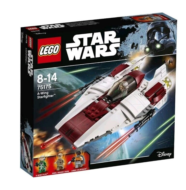 LEGO Star Wars 75175A-Wing Star Fighter