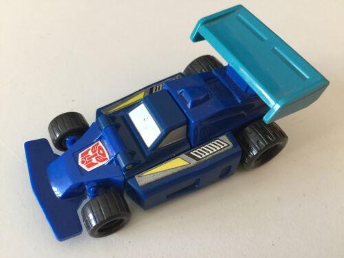 Transformers G1 1987 FIZZLE sparkabot figure WORKS hasbro