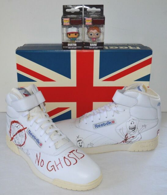 New Reebok Ex-O-Fit Clean Vintage ST BAIT X Stranger Things X Ghostbusters 99a43cdbd
