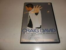 DVD  Craig David Off The Hook