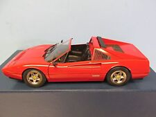 BRASS CRAFTED / FERRARI  328-GTS TARGA / LIMITED PRODUCTION  / SCALE 1:18 /