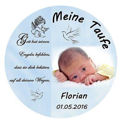 20 und 28cm rund Tortenaufleger Baby Geburt  Tortenbild Fototorte
