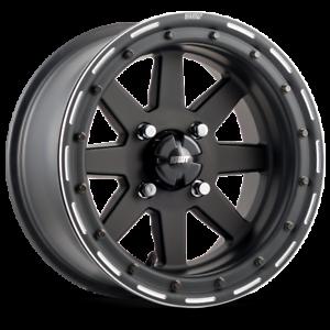 "DWT ROK-OUT ATV Front Wheel Black 10/"" 10x5 4+1 4//156 Yahama YFM 350 ER Moto-4"