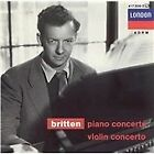 Benjamin Britten - Britten: Piano Concerto; Violin Concerto (1989)