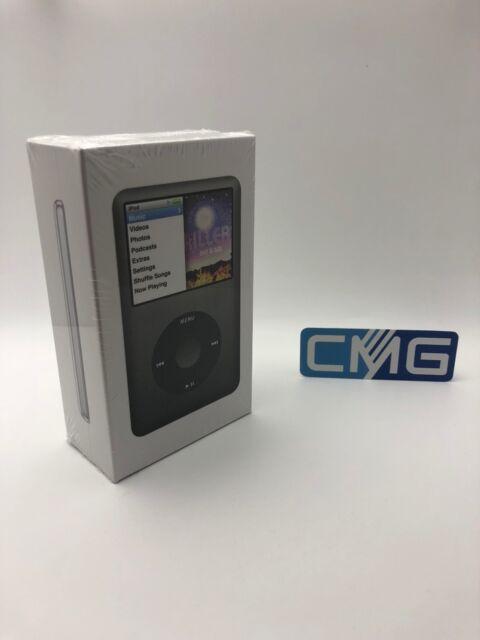 Apple Ipod Classic 160GB HDD 7.generation Génération (Actuel Modèle) Neuf et en