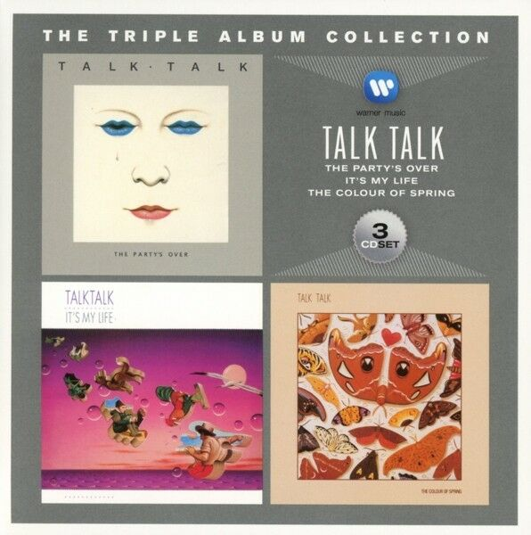 Talk Talk-the Triple Album Collection - 3cd CD for sale online  1886ee727b1