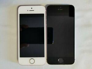AS-IS-2-Assorted-Apple-iPhone-SE-Phones-For-Parts-Or-Repair