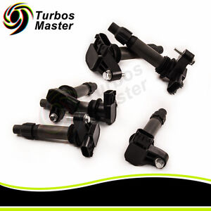 6x-Ignition-Coils-Coil-for-Holden-Commodore-Crewman-Statesman-VE-VZ-WL-WM-V6-3-6