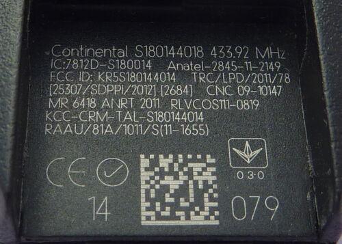 2013-15 NISSAN ALTIMA MAXIMA SMART KEY keyless entry remote fob S180144018 OEM