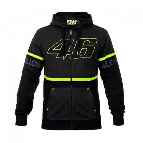 VR46 Official Valentino Rossi  Grey Hoodie Sweatshirt VRMFL 260620