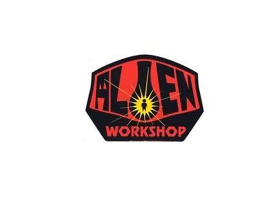 ALIEN WORKSHOP SKATEBOARD PRIEST STICKER