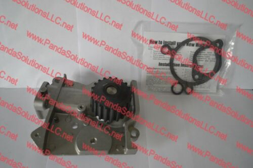 YALE FORKLIFT TRUCK GP060RD WATER PUMP