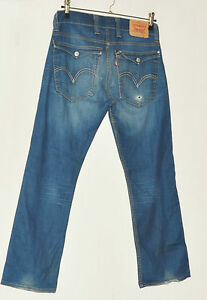 L Standard Distressed standard en 506 506 Jeans Co vieilli 32 Levi jean Trousers W 32 Strauss Co Strauss Levi Pantalon IZC68wWxAq