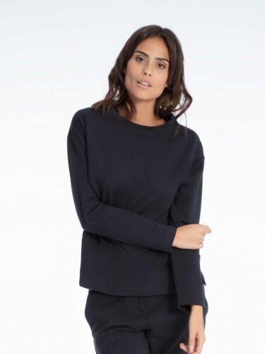 MARC O/'POLO Damen Longsleeve Schulter überschnitten Loungewear NEU /& OVP