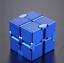 Unendlichkeit-Wuerfel-Deformation-Zauberwuerfel-Spielzeug-Angst-Druck-Freisetzung Indexbild 19