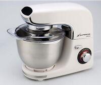 Küchenmaschine Rührmaschine Teigknetmaschine Edelstahlschüssel Neu / Ovp