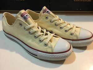0568b9949c2333 Image is loading Converse-All-Star-OX-Natural-White-Ivory-Men-