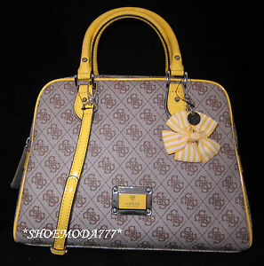 Image Is Loading Guess By Marciano Skya Box Dome Satchel Bag