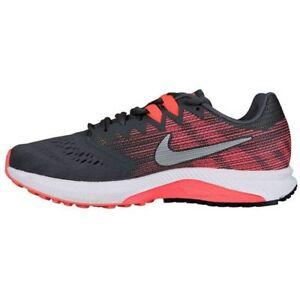 4a94180f94287 WOMEN S NIKE ZOOM SPAN 2 Dark Grey Running Trainers 909007 003 Size ...