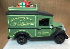 Dept 56 Heritage Village Christmas in the City 'Village Express Van' #58653 MINT