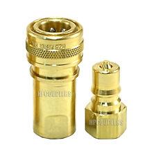 1 Set 14 Iso B Hydraulic Hose Quick Disconnect Couplers Plug Iso 7241 1 B