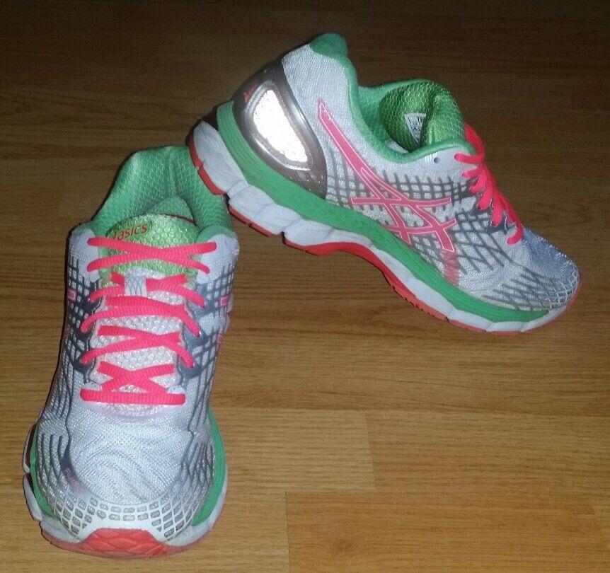 ASICS Gel Nimbus Running Cross Training chaussures Taille 9.5 (T557N) (W-195)