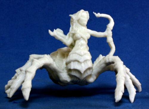 1 x HOMME ARAIGNEE ARCHER BONES REAPER figurine miniature d/&d arachnid 77182