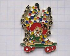 KIKABI 2012 / ESSEN / BORBECK . ......... Karneval/Fasching-Pin (124k)