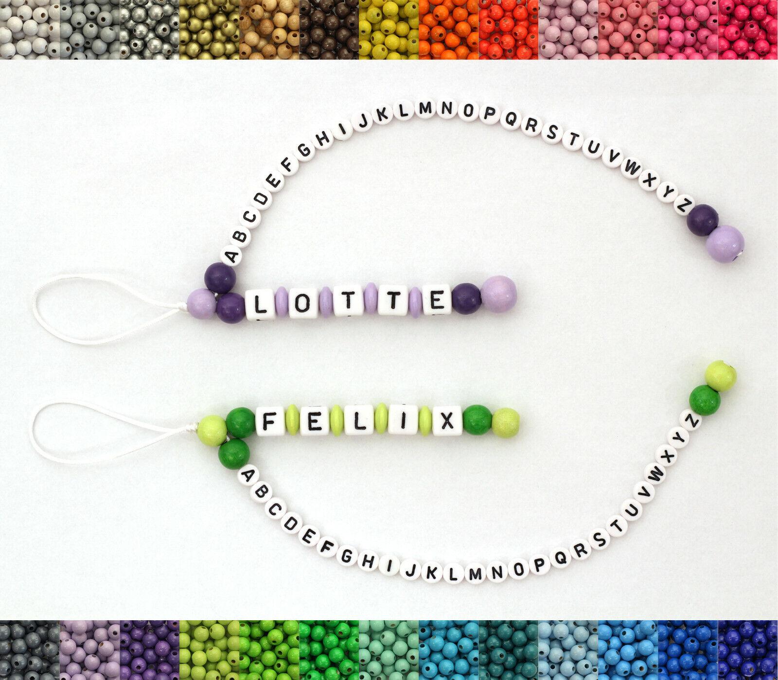 20er Rechenkette mit Namen • Wunsch-Farbe • Einschulung Schultüte Geschenk