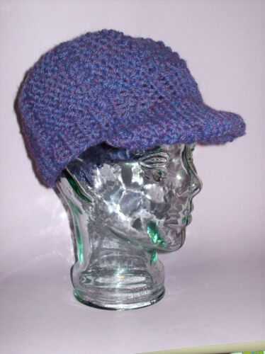 Wholesale Inventory Lot 12 Knit Newsboy Caps