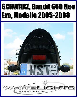 Frontscheinwerfer für Motorrad Suzuki GSXR 1000 K5 K6 /& GSXF 650 1250