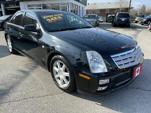2007 Cadillac STS SPORT TOURING BLUETOOTH PARK ASSIST LEATHER LOADED