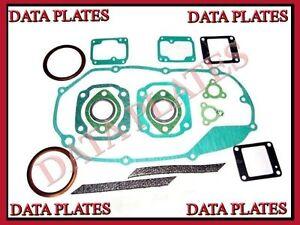 5x-1-FREE-COMPLETE-ENGINE-GASKET-SET-FOR-VINTAGE-YAMAHA-RD350-1973-1975