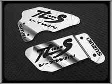 Polished Heel Plates for SUZUKI TL1000S, TL 1000 S, TLS