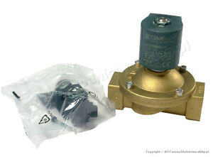 Solenoid-valve-CEME-8415-NC-3-4-034-max-4-bar-with-coil-230V-50Hz