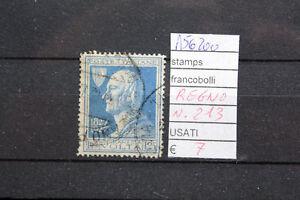 FRANCOBOLLI-ITALIA-REGNO-USATI-N-213-A56200