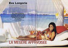 COUPURE DE PRESSE CLIPPING 2006 Eva Longoria   (4 pages)
