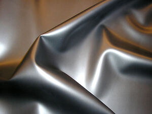 Latex-Rubber-0-33mm-Thick-92cm-Wide-Pearlsheen-Pewter-Slight-Seconds
